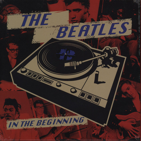 Beatles, The - In The Beginning Red Box Set