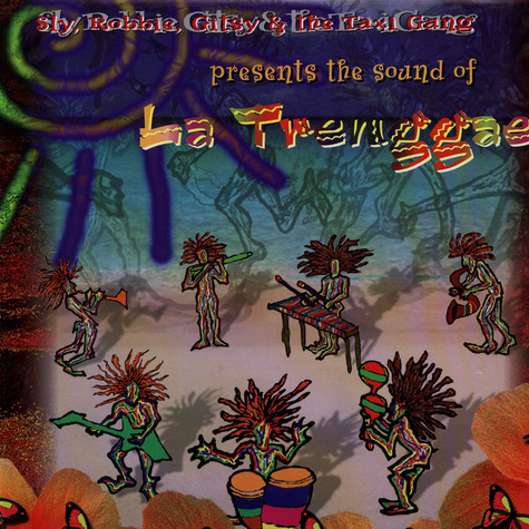 """Sly & Robbie, Lloyd """"Gitsy"""" Willis & Taxi Gang, The - Presents The Sound Of La Trenggae"""