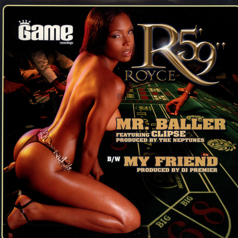 "Royce Da 5'9"" - Mr. Baller / My Friend"