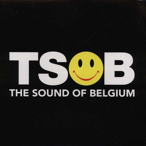 V.A. - TSOB - The Sound Of Belgium 6/10