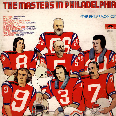 Philarmonics, The - The Masters In Philadelphia