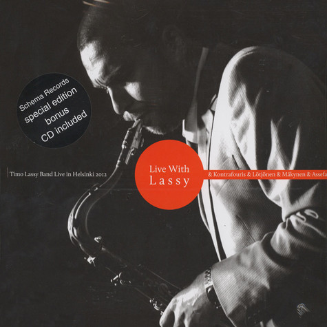Timo Lassy - Live With Lassy