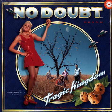 No Doubt - Tragic Kingdom Colored Vinyl Edition
