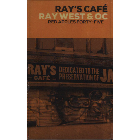 Ray West & OC - Ray's Cafe EP