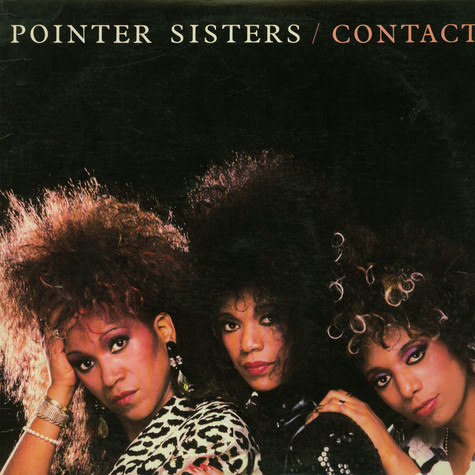 Pointer Sisters - Contact