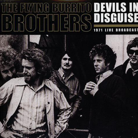 Flying Burrito Brothers - Devils In Disguise