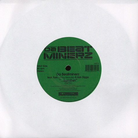 Da Beatminerz / Black Star (Mos Def & Talib Kweli) - …Sumthin Remix feat. Tash & Rah Digga / Another World Beatminerz Remix #2