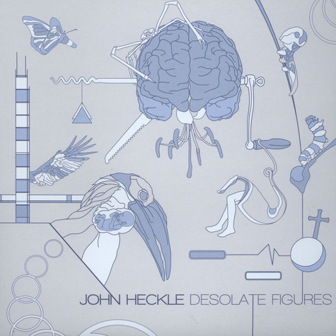 John Heckle - Desolate Figures LP