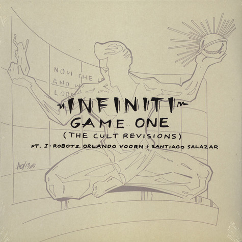 Infiniti (Juan Atkins) - Game One The Cult Revisions