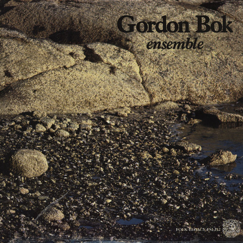 Gordon Bok - Ensemble
