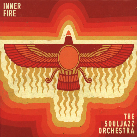 SoulJazz Orchestra, The - Inner Fire