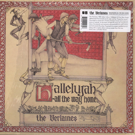 Verlaines, The - Hallelujah - All The Way Home