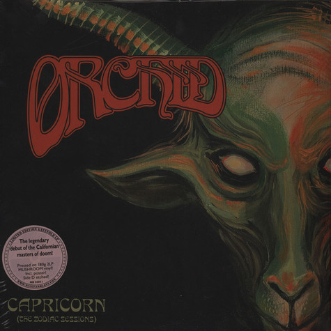 Orchid - Capricorn - The Zodiac Sessions