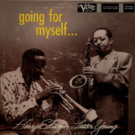Harry Edison - Lester Young - Going For Myself...