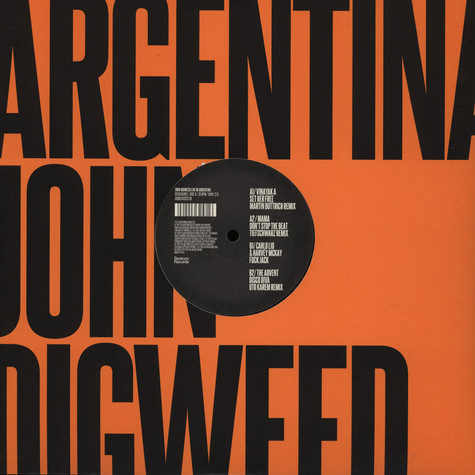 John Digweed presents - Live In Argentina Part 2