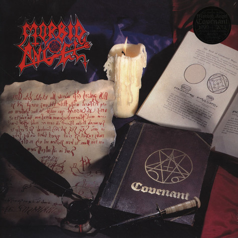 Morbid Angel - Covenant Remastered Edition