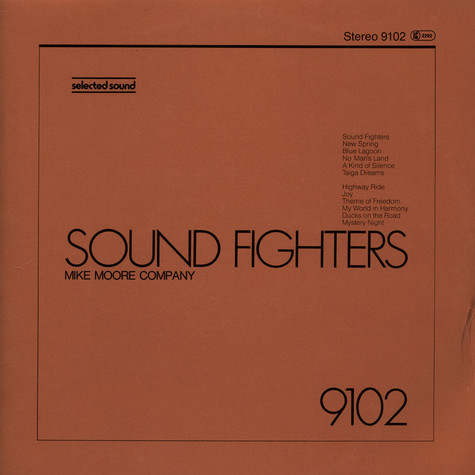Mike Moore Company - Sound Fighters