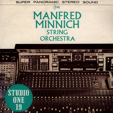 Manfred Minnich String Orchestra, The - The Manfred Minnich String Orchestra