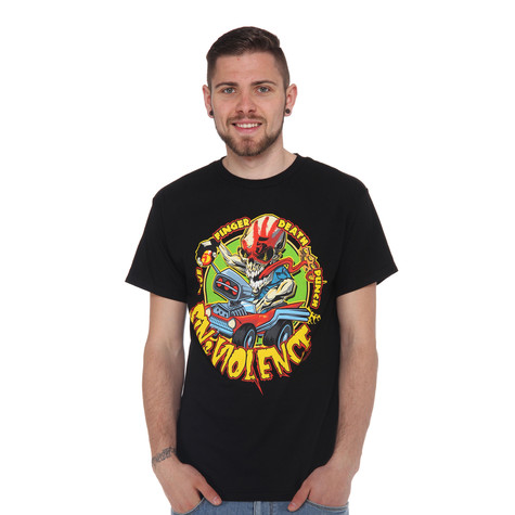Five Finger Death Punch - Sin And Violence T-Shirt