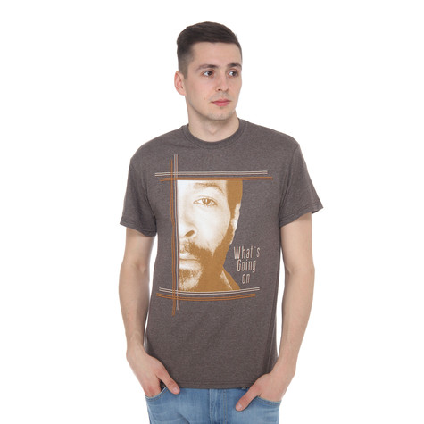 Marvin Gaye - What's Goin On T-Shirt