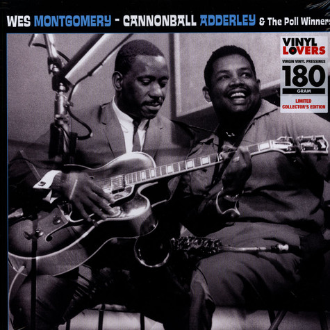 Wes Montgomery / Cannonball Adderley - & The Poll Winners