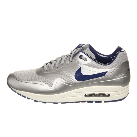 35de67597c44 Nike - Air Max 1 Hyperfuse QS (Night Track Pack) (Metallic Silver ...