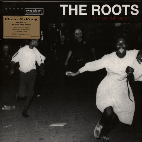 Roots, The - Things Fall Apart 15th Anniversary Edition