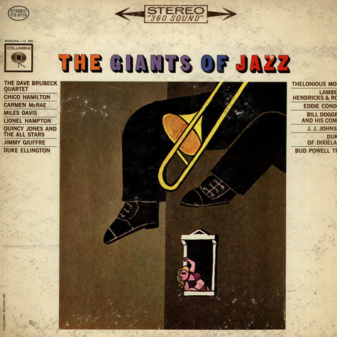 V.A. - The Giants Of Jazz