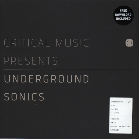V.A. - Critical Music Presents: Underground Sonics Part 1