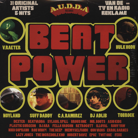 V.A. - Beat Power