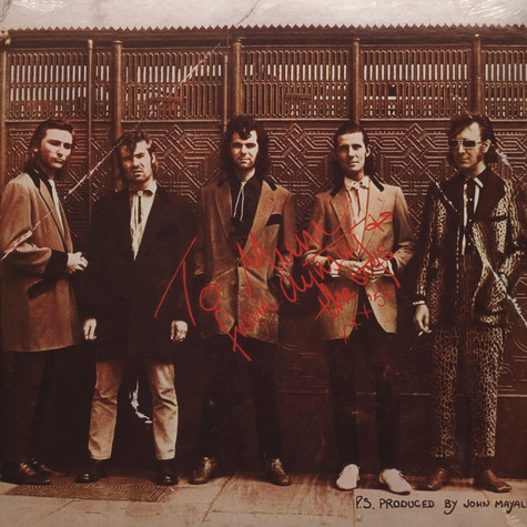 Aynsley Dunbar Retaliation, The - To Mum, From Aynsley & The Boys