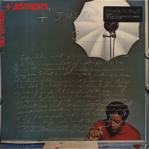 Bill Withers - + Justments