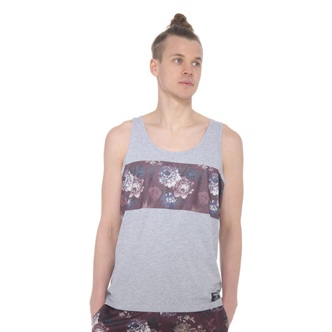 Rascals - Flower Mesh Tank Top