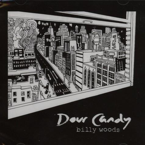 Billy Woods & Blockhead - Dour Candy