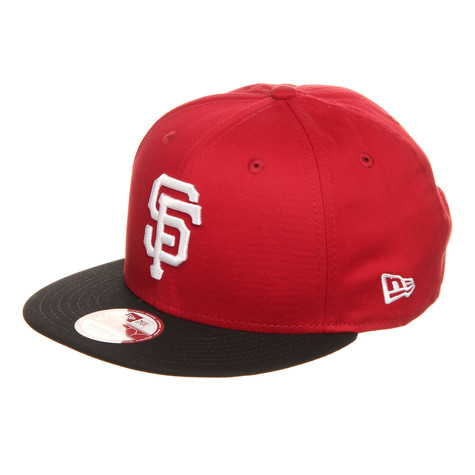 New Era - San Francisco Giants Cotton Block 9fifty Cap