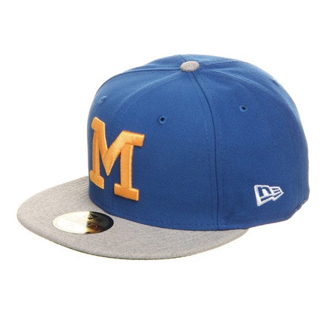 New Era - Milwaukee Brewers Heathered Out 59fifty Cap