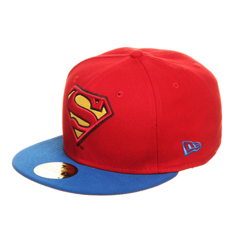 New Era x DC Comics - Superman Reverse Hero 2 59fifty Cap