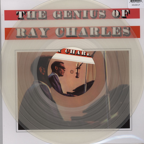 Ray Charles - The Genius Of Ray Charles Clear Vinyl Edition