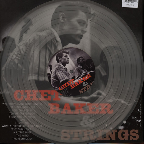 Chet Baker - With Strings Clear Vinyl Edition