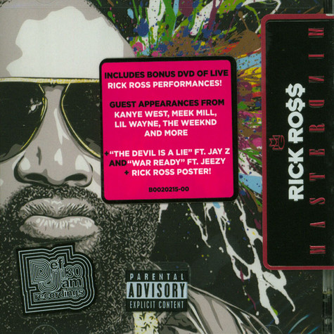 Rick Ross - Mastermind Deluxe Edition