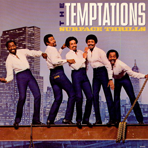 Temptations, The - Surface Thrills