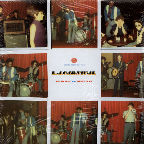 L.A. Carnival, The - Blind Man