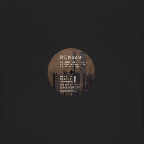 Denizo / Alex W - Detroit Techno Archive l