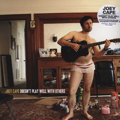 Joey Cape (of Lagwagon) - Doesn't Play Well With Others