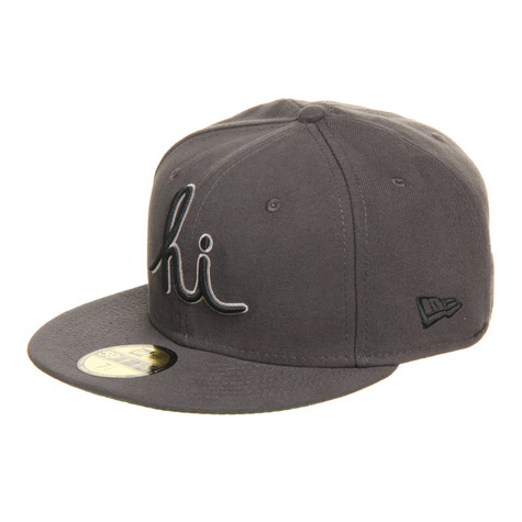 In4mation - Shade Of Grey Hi New Era 59fifty Cap