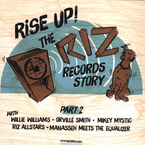 V.A. - Rise Up - The Riz Records Story Part 2