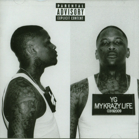 YG - My Krazy Life Deluxe Version