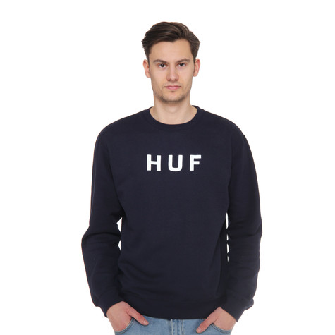 HUF - Original Logo Crewneck Sweater