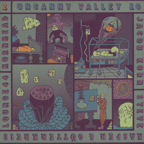 V.A. - Uncanny Valley 20.2