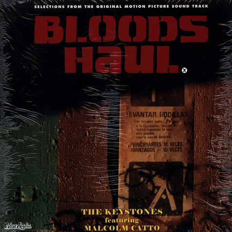 Connie Price & The Keystones - OST Blood's Haul  Featuring Malcom Catto